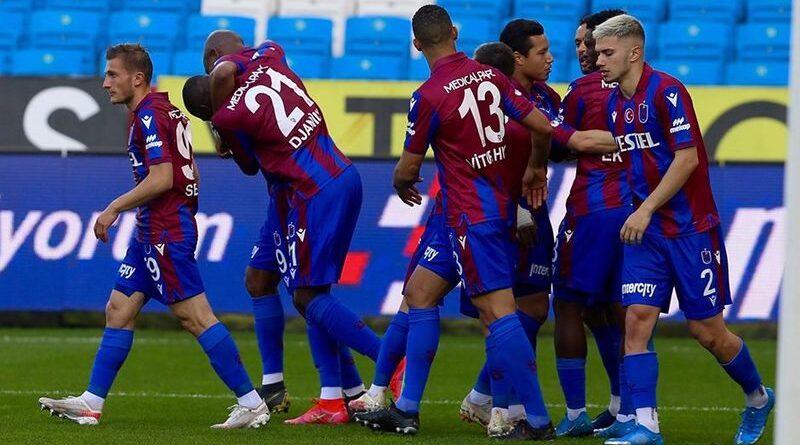 Zorlu 90 Dakikanın Kazananı Trabzonspor Oldu