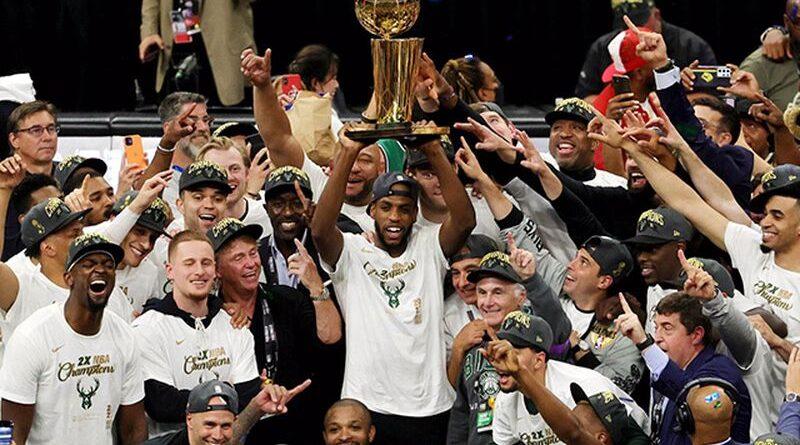 NBA'de Sezonun En Büyüğü Belli Oldu