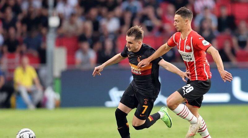 Galatasaray Şampiyonlar Ligi Umutlarını Hollanda'da Bıraktı